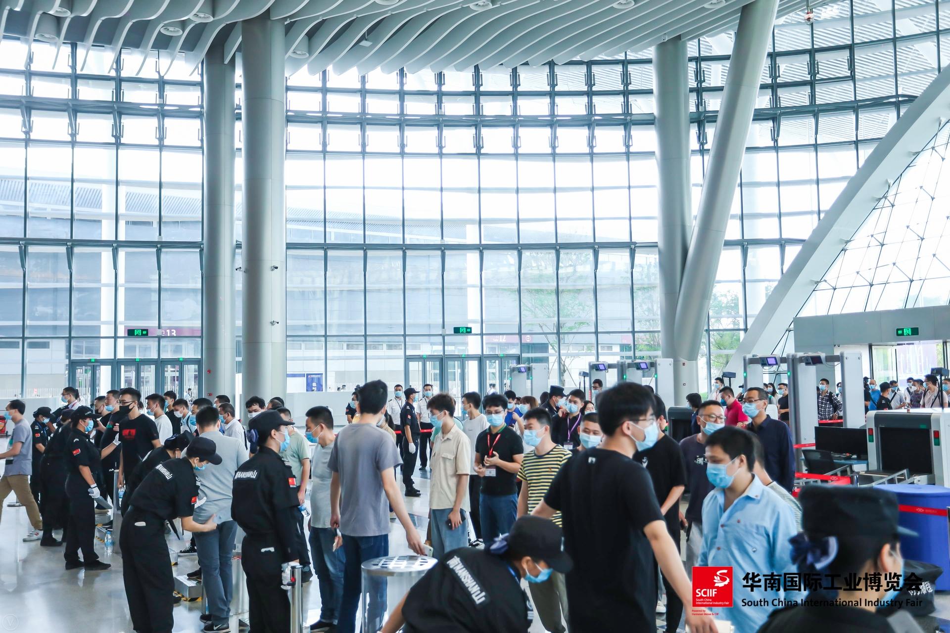 第25届华南国际工业自动化展览会   观众预登记重磅开启! 多重福利等您来拿!